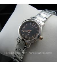 นาฬิกา ALBA Feather modern ladies crytal AXT639X1