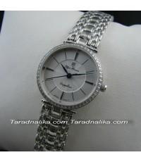 นาฬิกา Olym pianus Lady crystal Sapphire 5657L-601