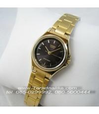 นาฬิกา CASIO lady LTP-1130N-1ARDF เรือนทอง