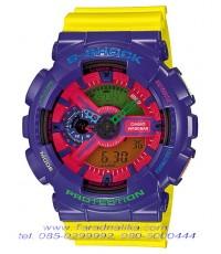 นาฬิกา CASIO G-Shock GA-110HC-6ADR New model
