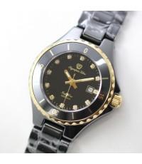นาฬิกา Olympia star sapphire CERAMIC 58036-1L-205