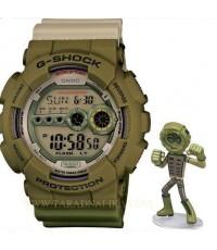 นาฬิกา CASIO G-shock GD-100PS-3DR  limited edition g-shock man