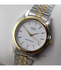 นาฬิกา CASIO Gent quartz MTP-1129G-7ARDF สองกษัตริย์