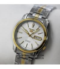 นาฬิกา SEIKO 5 Automatic SNKL84K1 สองกษัตริย์