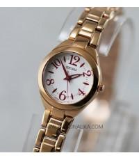 นาฬิกา SEIKO Vivace  lady SXGN86P1 pinkgold