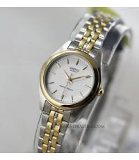 นาฬิกา CASIO lady LTP-1129G-7ARDF สองกษัตริย์