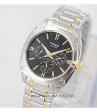 นาฬิกา CASIO standard gent MTP-1309SG-1AVDF สองกษัตริย์