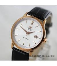 นาฬิกา Orient Automatic Classic pinkgold สายหนัง ORER27003W