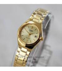 นาฬิกา CASIO lady LTP-1170N-9ARDF เรือนทอง