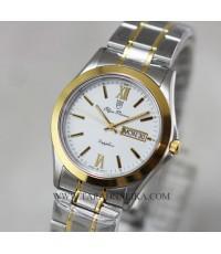 นาฬิกา Olym pianus sapphire Gent 5663M-623 สองกษัตริย์