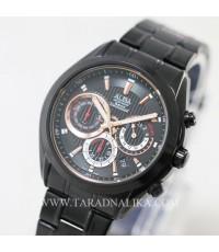 นาฬิกา ALBA Prestige Chronograph Gent AT3223X1 black ip