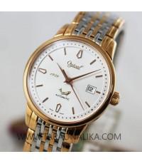 นาฬิกา Ogival classic automatic  pinkgold สองกษัตริย์ 1929A-24AGR