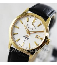 นาฬิกา Orient The Embassy Automatic Power Reserved FFD0J002W