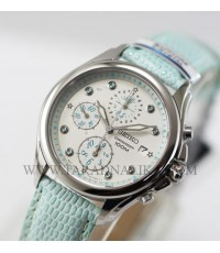 นาฬิกา SEIKO Criteria Lady Chronograph SNDX65P1