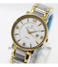นาฬิกา Olympia Star classic  swiss 58052M-204 เรือนทองสองกษัตริย์
