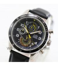 นาฬิกา ALBA Mileage Sport Chronograph Gent AM3067X1 สายหนัง