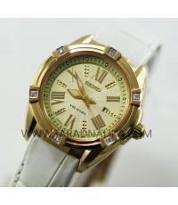 นาฬิกา SEIKO Velatura Diamond Lady gold SXDF54P1