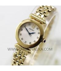นาฬิกา SEIKO modern lady crystal ควอทซ์ SRZ402P1 เรือนทอง