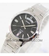 นาฬิกา CASIO Gent quartz MTP-1381D-1AVDF