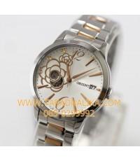 นาฬิกา Orient Rosy pinkgold lady FDW02002S0