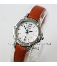 นาฬิกา SEIKO lady ควอทซ์ SRZ421P2 สายหนัง