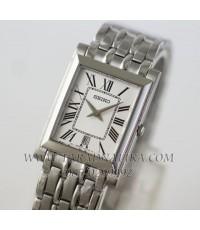 นาฬิกา SEIKO ควอทซ์ Gent Sapphire หรูเรียบ ภูมิฐาน SKP357P1
