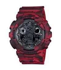นาฬิกา CASIO G-shock GA-100CM-4ADR (ประกัน CMG)