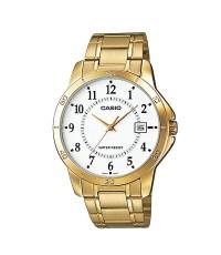 นาฬิกา CASIO Gent quartz MTP-V004G-7BUDF