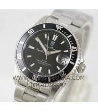 นาฬิกา Olym pianus Automatic submariner sapphire 89983AM-423