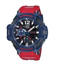 นาฬิกา G-Shock Gravity GA-1100-2ADR ระบบเข็มทิศ แสดงอุณหภูมิ