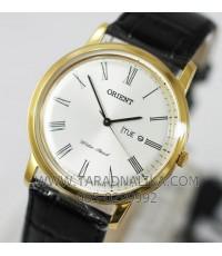 นาฬิกา Orient ควอทซ์ FUG1R007W สายหนัง