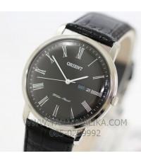 นาฬิกา Orient ควอทซ์ ORUG1R008B สายหนัง