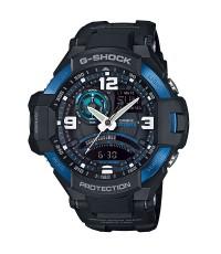 นาฬิกา G-Shock Gravity GA-1000-2BDR ระบบเข็มทิศ แสดงอุณหภูมิ(ประกัน cmg)