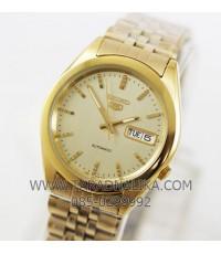 นาฬิกา SEIKO 5 Automatic SNK128K เรือนทอง