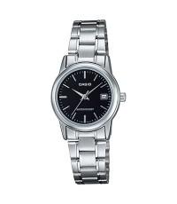 นาฬิกา Casio standard Lady LTP-V002D-1AUDF
