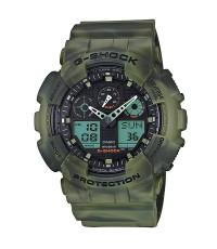 นาฬิกา CASIO G-shock GA-100MM-3ADR (ประกัน CMG)