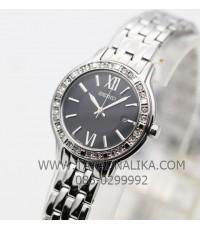 นาฬิกา SEIKO modern lady crystal ควอทซ์ SXDG69P1