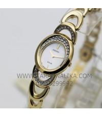 นาฬิกา SEIKO Solar Classic lady SUP298P1 (เรือนทอง)นาฬิกาพลังงานแสง