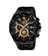 นาฬิกา CASIO Edifice chronograph EFR-539BK-1AVUDF (ประกัน cmg)