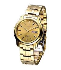 นาฬิกา SEIKO 5 Automatic SNKK76K1 เรือนทอง