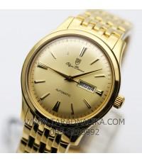นาฬิกา Olym pianus classic automatic 990-14AM เรือนทอง