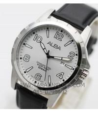 นาฬิกา ALBA Smart gent AG8G65X1 สายหนังสีดำ