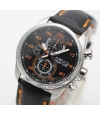 นาฬิกา ALBA SignA Sport Chronograph Gent AM3243X1 สายหนัง