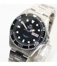 นาฬิกา Orient Diver\'s 200 m Automatic ORAA02004B ขอบดำ