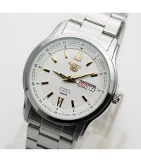 นาฬิกา SEIKO 5 Automatic SNKP15K1 new size