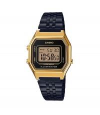 นาฬิกา CASIO LA680WEGB-1ADF เรืือนทองดิจิตอลใหม่