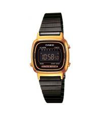 นาฬิกา CASIO LA670WEGB-1BDR นาฬิกาเรือนทองสุดฮิต