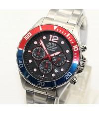 นาฬิกา ALBA Sport Chronograph Gent AT3B81X1 limited edition