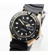 นาฬิกา SEIKO Superior Diver\'s 200 m Automatic pinkgold SRP500K1