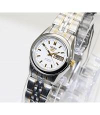 นาฬิกา SEIKO 5 Automatic for ladies SYMA35K1 สองกษัตริย์